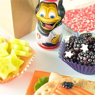 Astronaut Kids Lunch Idea
