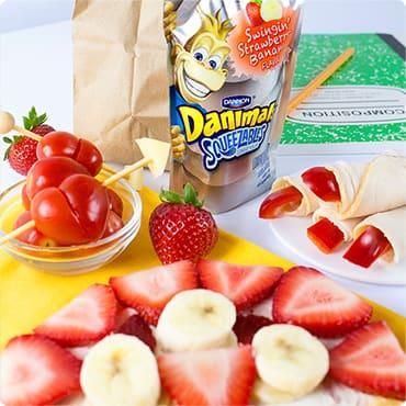 Cupid Kids Lunch Idea