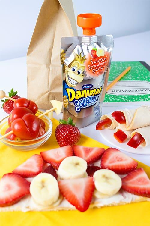 Cupid Kids Lunch Idea
