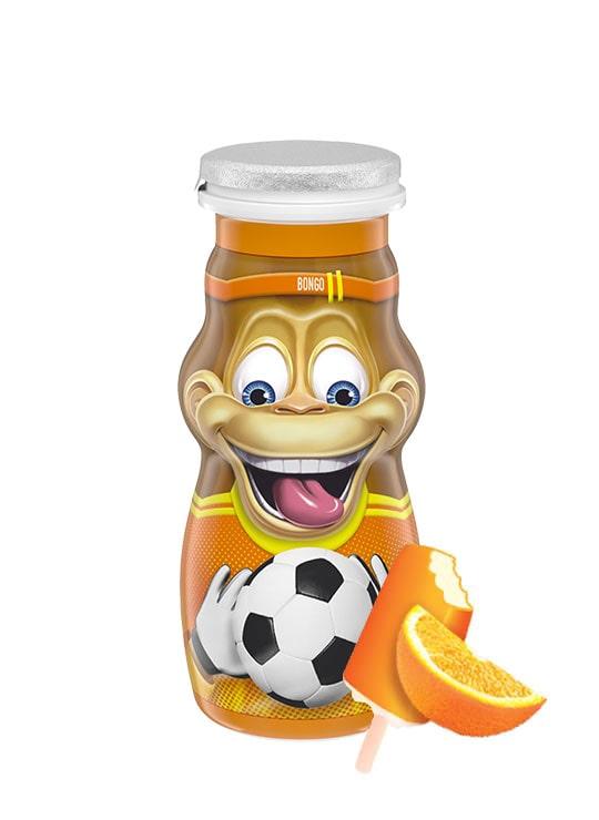 Orange Cream Kids Yogurt Smoothie