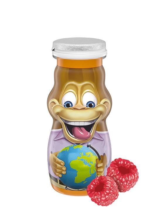 Raspberry Kids Yogurt Smoothie